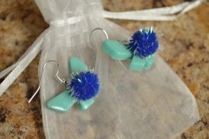 Glow-in-the-Dark Navi Earrings! (and tutorial) by Sierie