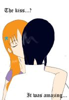 ISHIHIME FIRST KISS COLORED by nejixtentenxforever