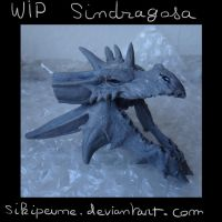 WIP Sindragosa by Sikipeune