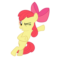 Apple Bloom Swag by OTfor2
