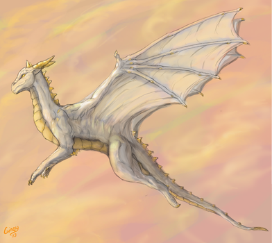 Celestial Dragon by Gingy1380