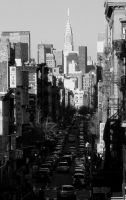 New York City XIV by DanielJButler