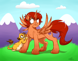 Come at Me Sucka by Clawshawt