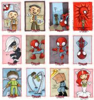 spiderman archives 3 by katiecandraw