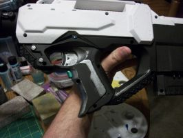 Mass Effect SMG Reciver by Frost-Claw-Studios