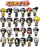 MapleStory Naruto by DannyWHAT