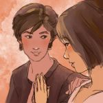 Life is strange - Max and Warren by AgentKnopf
