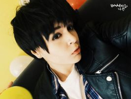 2PM - Go Crazy - Chansung cosplay by HJcosplay