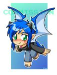 Chibi Jade for rocatr88 by rongs1234