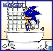 DIY Sonic by WaterJewelEmi