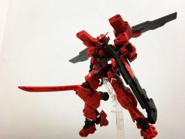 Gundam Astaroth Origin by TSURUGIKNIGHT