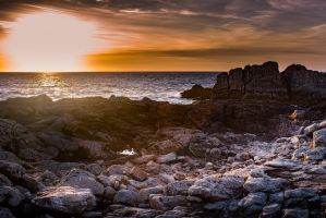 Saint Guenole, Finistere, France by LatchDrom