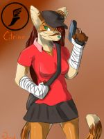 Citrine Scout by Constar1