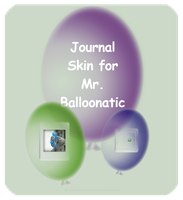 Balloonatic Skin by GillianIvy