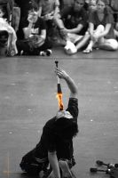 Fire eater by maxisoft