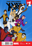 The Uncanny X-Men Redesigned by Femmes-Fatales