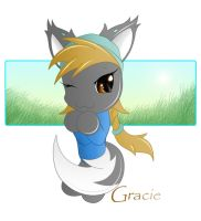 Gracie Chibi by SonARTic
