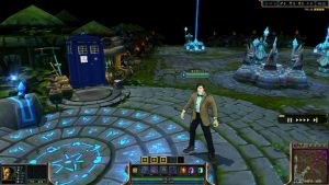 Doctor Who Eleventh Doctor Skin for LoL by carlozs