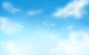 Sky Practice First Attempt by SilverSoulArtist