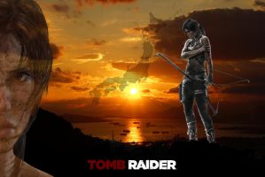 Tomb Raider by groubies