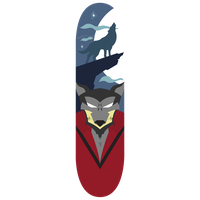 Skateboard Design WIP by doboshin