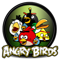 Angry Birds by edook