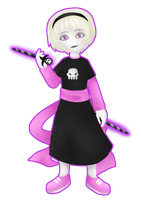 Rose Lalonde by apocalliptic