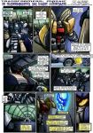 A SPANNER IN THE WORKS by Transformers-Mosaic