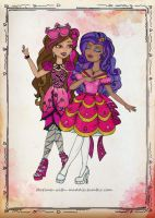 Royal Pink by WhiteHeather