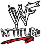 WWF Atitude Video Game Logo by B1ueChr1s