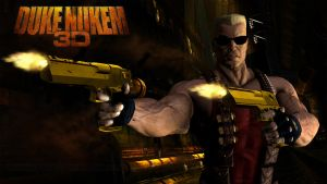 Duke Nukem wallpaper by Wesker500