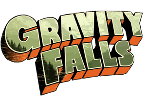 Gravity Falls Logo Render by PanzerKnacker73