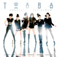T-Ara: Absolute First Album 2 by Awesmatasticaly-Cool