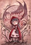 Little Red Riding Hood by maina