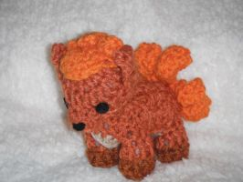 Vulpix by Humble-Stitches