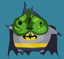 Batman Makar by ImJohnny