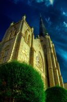 Old Church HDR by joelht74