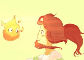 Calcifer by Gabrielleh