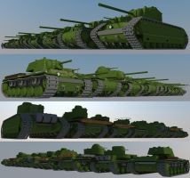 KV-4 collection by Giganaut