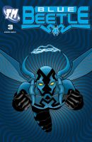 Blue Beetle cover by Taylor-made