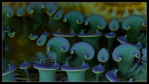 Water Pods II by Eccoton
