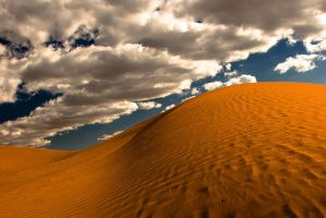 Sand Dune by Phill-J