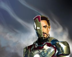 Ironman3 by Two-anyone