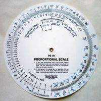Proportional Scale Art Tool Public Domain by jaredcheeda