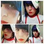 Phase 3 Noodle Makeup Test by SavannahX13