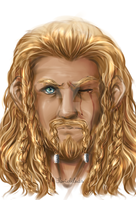 Fili Portrait by FlorideCuts