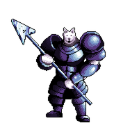 Greater Dog (Undertale) by TwoQuarters