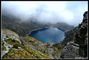 Sucotto lake by WelshGlue