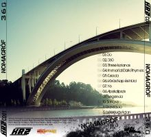 Nomagrof - 360 Cover back by caizzzdigital