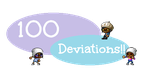 100TH DEVIATION!! by Eutniz